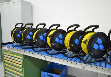 07 Cable reels